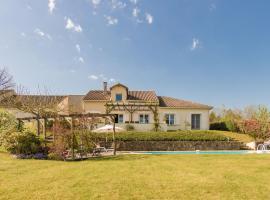 Maison Beune près de la Dordogne, La Séguinie (рядом с городом Roussines)