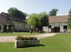 Les Chambres Du Haras, Bernouville (рядом с городом Saint-Denis-le-Ferment)