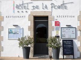 Hôtel de la Pointe de Mousterlin, Fouesnant