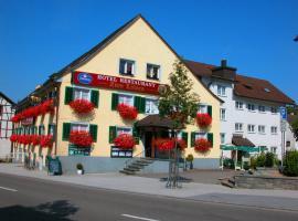 Hotel-Restaurant Zum Loewen, Jestetten (Neunkirch yakınında)