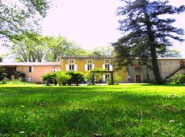 Château de la Prade, Bram