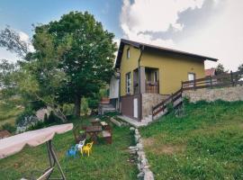 Vila Bobovica, Bobovica (Ježeprosina yakınında)