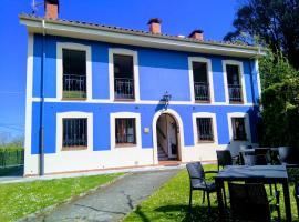Apartamentos Rurales Inguanzo, Villanueva de Pría (рядом с городом Ла-Песа)