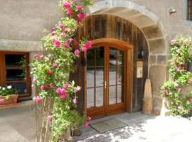 Chambres d'hôtes de la Chapelle des Cornottes, Magny-Jobert (рядом с городом Роншан)
