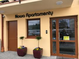 Nowa Apartamenty, Krynica Morska