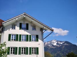 landiyang holiday apartments, Interlaken (Unterseen yakınında)