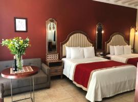 Casa Italia Yucatan Luxury Guest House.