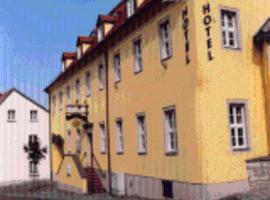 """Hotel """"Zur Sonne"""", Querfurt"""