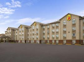 Super 8 by Wyndham Fort Nelson BC, Fort Nelson
