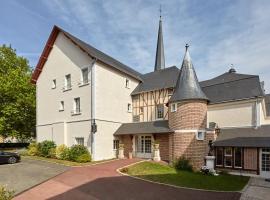 Relais des Trois Châteaux, Cour-Cheverny