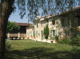La Dorépontaise, Pondaurat (рядом с городом Castillon-de-Castets)