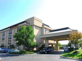 Hampton Inn Columbus-International Airport