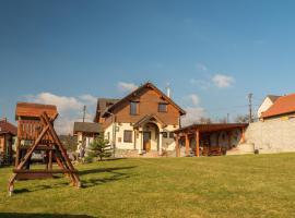 Chata Oliver, Březová (Komňa yakınında)