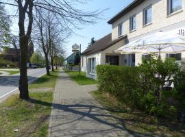 FeWo im Grünen, Stolzenhagen (Wensickendorf yakınında)