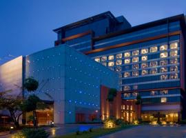 The Oterra 5-Sterne-Hotel. Electronic City, Bangalore ...