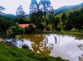 Sitio rio ferro, São Bonifácio