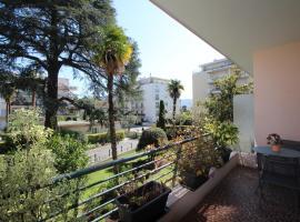 Nice Booking - Le Parc grand studio calme absolu, Ницца (рядом с городом Saint-André)