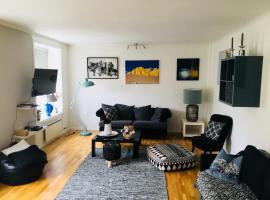 Design Apartment Calm Giant, Алесунд
