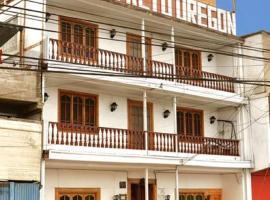 Hotel Alto Oregón