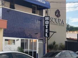 Hotel São Paulo, Salto