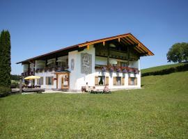 Pension Meisl, Berchtesgaden (Vicino a Hallein)