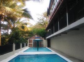 Hotel Green Canyon, Асьенда-Санта-Адела (рядом с городом Агуа-Фрия)