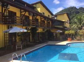 Pousada Azul Banana, Maresias (Pauba yakınında)