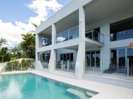 Benowa Luxury Waterfront House