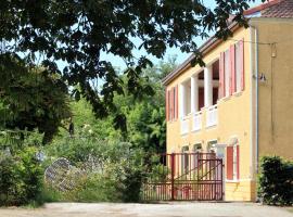 Maison Poche, Caupenne-d'Armagnac (рядом с городом Luppé-Violles)