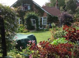 Langholme Bed and breakfast, Melton Mowbray (рядом с городом Long Clawson)