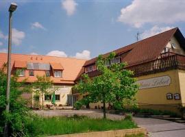 Landhaus Lebert Restaurant, Windelsbach (Burgbernheim yakınında)