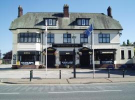 Pied Bull Hotel, Newton in Makerfield (рядом с городом Lowton)