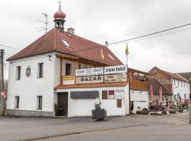 Penzion Bedrč, Benešov (Městečko yakınında)