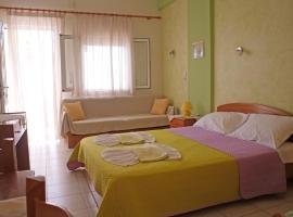 Despoina Apartments, Keratokampos (рядом с городом Kastrí)
