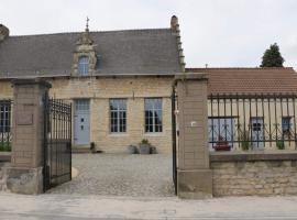 Van Hamme anno 1642 apartment