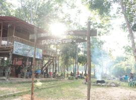 Batu Mentas Eco Lodge, Begantung (рядом с городом Gantung)