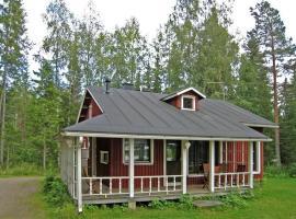 Haapaniemi Cottages, Иисалми (рядом с городом Kiuruvesi)