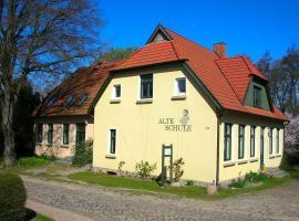 Alte Schule Mechelsdorf, Mechelsdorf (Wendelstorf yakınında)