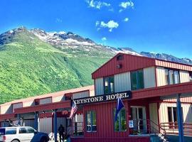 Keystone Hotel, Valdez