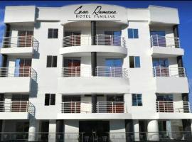 Hotel Familiar Casa Romana