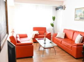 Quiet, bright and cozy apartment near the center