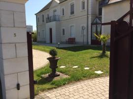Villa Bolero, Saint-Cyr-sur-Loire
