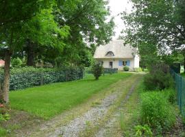 Holiday home Rue de Penfrat, Крозон (рядом с городом Montourgar)