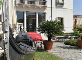 Hotel AB Baretta, Legnaro (Sant'Angelo di Piove di Sacco yakınında)