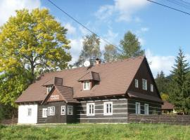 Chalupa Zlatník, Krásná (Ježanky yakınında)