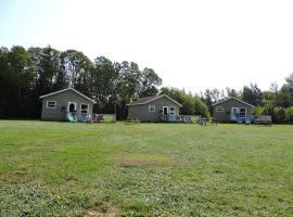 Centennial Cottages, Brackley Beach (Harrington yakınında)