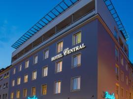 Hotel Central, Bregenz
