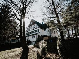 Landhotel Walderholung, Oelsnitz
