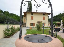 Nizza Monferrato, Nizza Monferrato (Vaglio Serra yakınında)