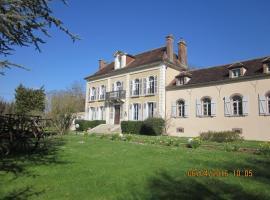 Domaine de Sainte Anne, Venoy